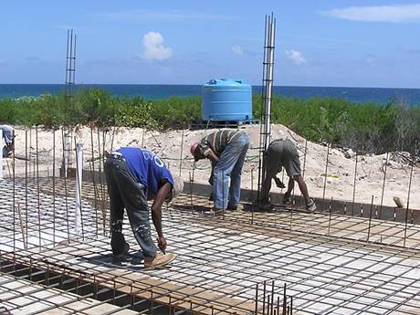 Concrete Slab Mesh Welded Foundation And Road Reinforcement