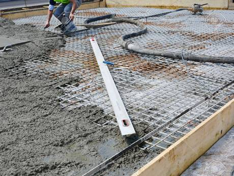 Concrete Slab Mesh-Welded Foundation and Road Reinforcement